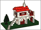 Lego set 350: Spanish villa