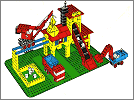 Lego set 360: Gravel quarry