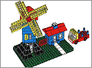 Lego set 362: Windmill