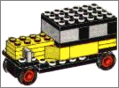 Lego set 603: Vintage car