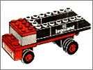 Lego set 606: Tipper lorry