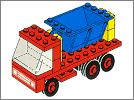 Lego 612: camião basculante