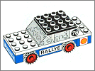 Lego set 619: Rally car