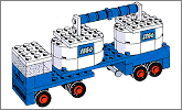 Lego set 644: Double tanker