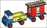 Lego set 646: Mobile site office