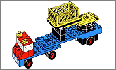 Lego set 655: Mobile hydraulic joist