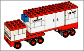 Lego set 683: Articulated lorry